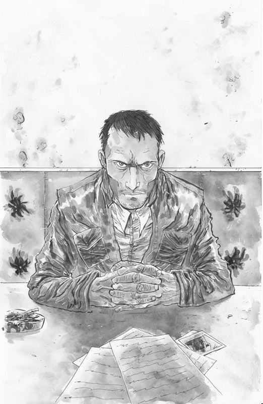 Image of TEN GRAND #1 COVER