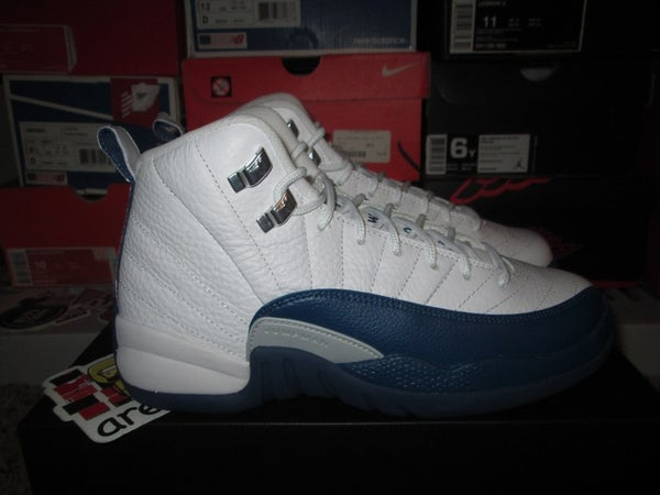 "Air Jordan XII (12) Retro ""French Blue"" GS - areaGS - KIDS SIZE ONLY"