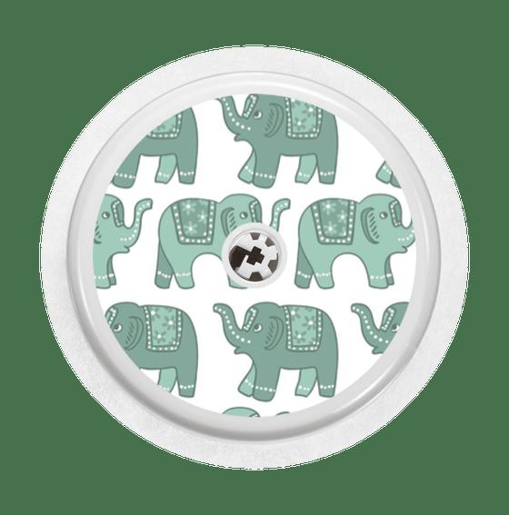 Image of Little elephants