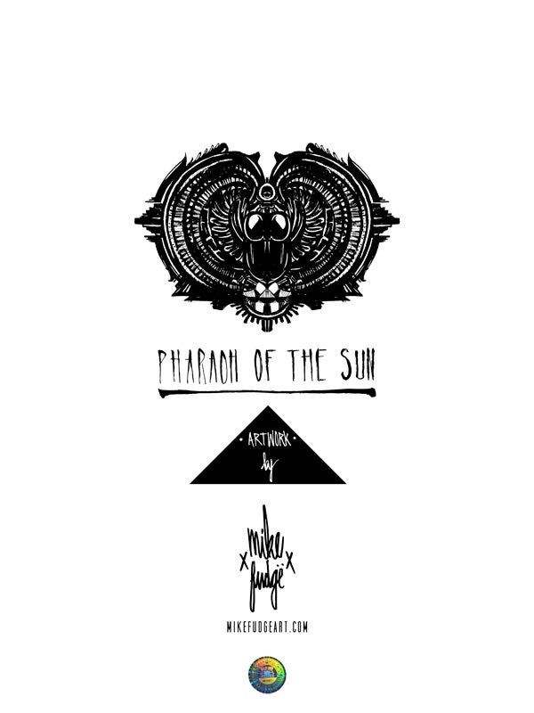 Image of PHARAOH OF THE SUN
