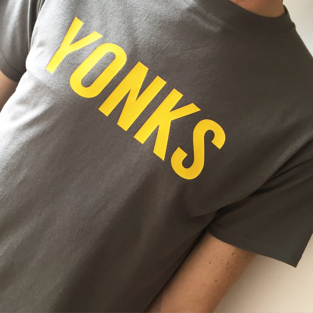 Image of YONKS T SHIRT : Male