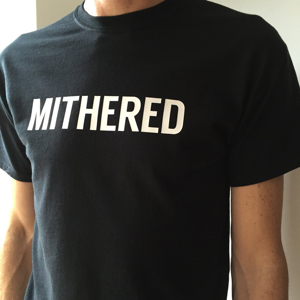 Image of MITHERED T-SHIRT : MALE + FEMALE FIT