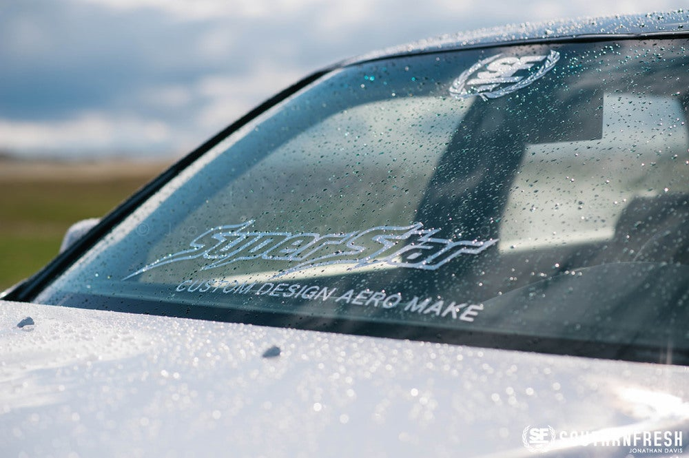 Image of Southrnfresh Crest Decal