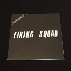 Image of Firing Squad - 4 Track Demo 7""