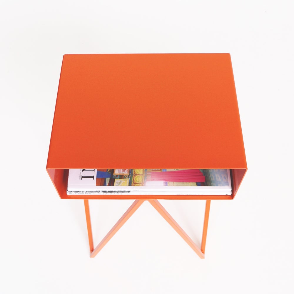 Image of Mini Robot bedside table | various colours