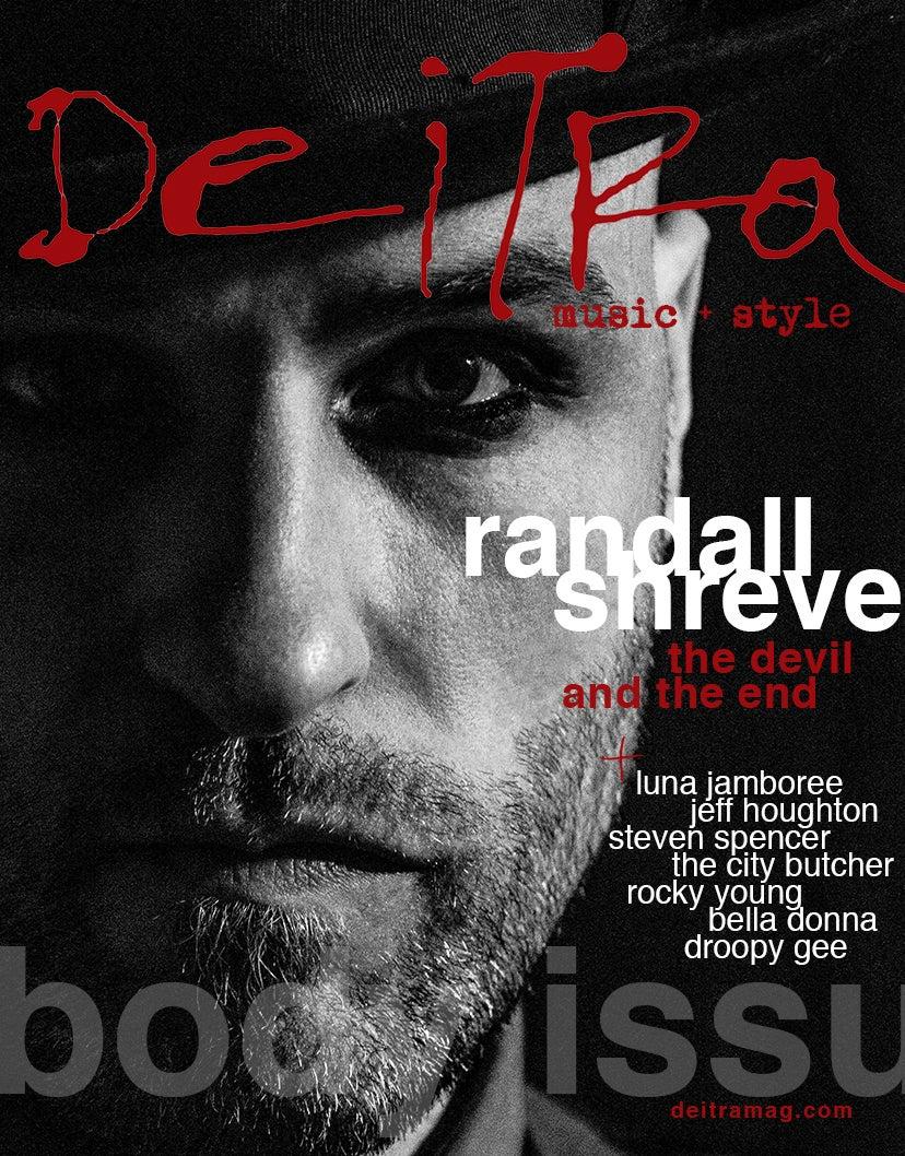 Image of Issue 10: Randall Shreve