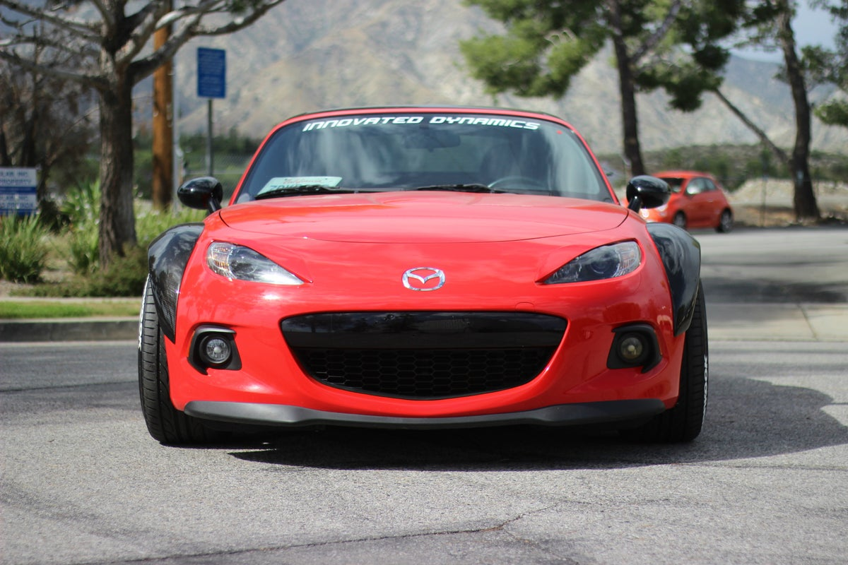 Innovated Dynamics Mazda Miata Mx5 Eye Lids Nc3