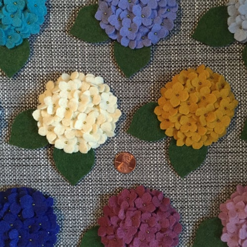 Image of mini hydrangeas (made-to-order)