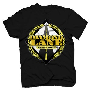 Image of Diamond Lane Men's Tee-OG Full Color