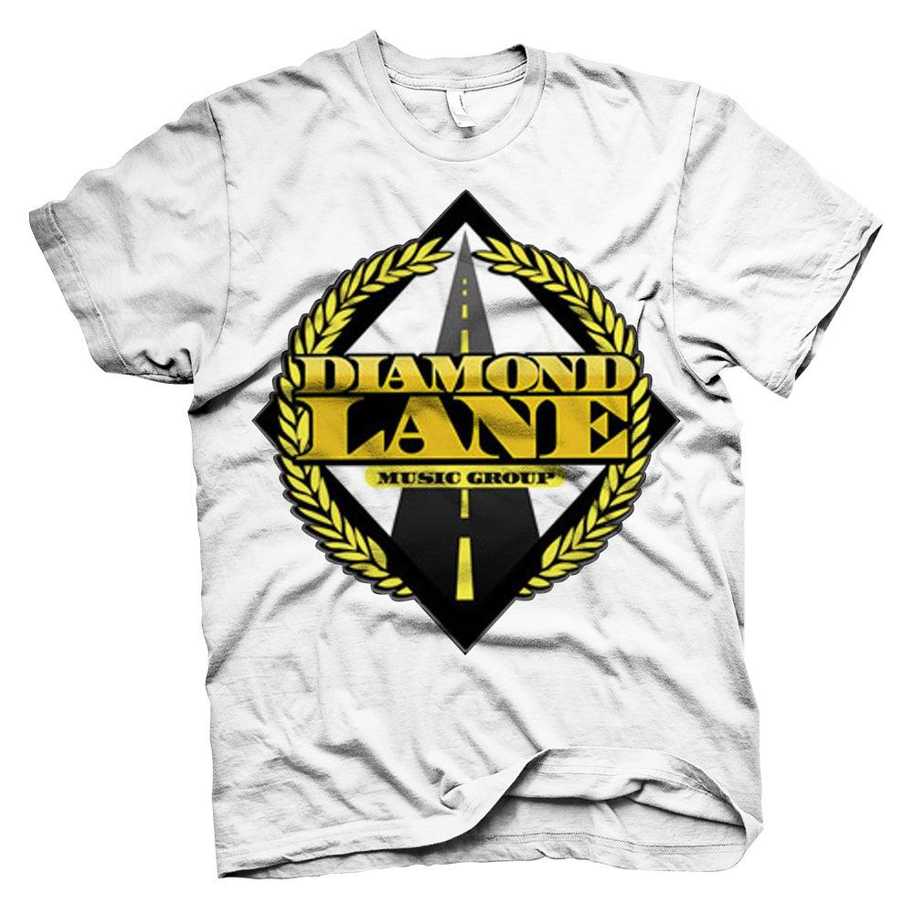 Image of Diamond Lane Men's Tee-OG Full Color