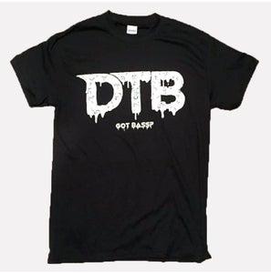 Image of Drop the Bassline - Got Bass? T-Shirt - Black [LIMITED EDITION]