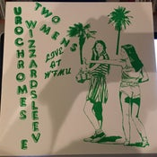 Image of Urochromes / Wizzard Sleeve - Two Mens, Live At WFMU LP (Jeth Row)