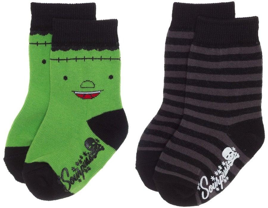 Image of Monster Kid's Sock Set