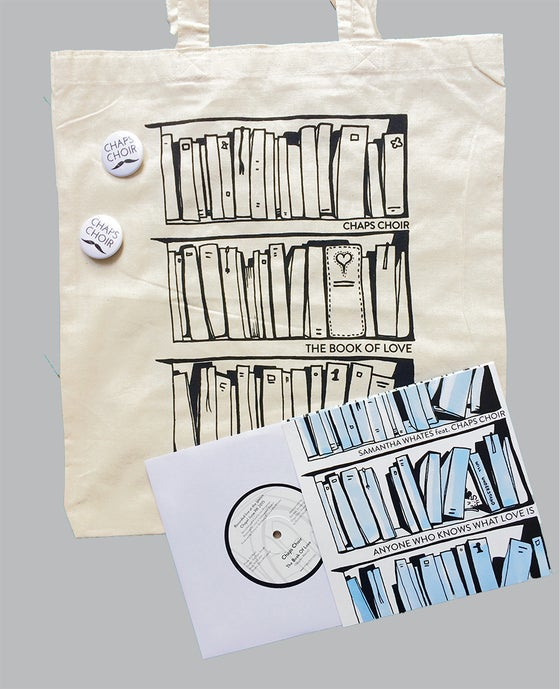 "Image of 7""& bag 'bundle'"