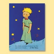 Image of The Little Prince greeting card