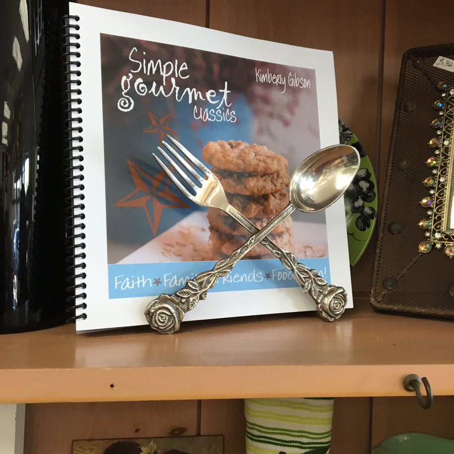 Image of Simple Gourmet Classics Cookbook