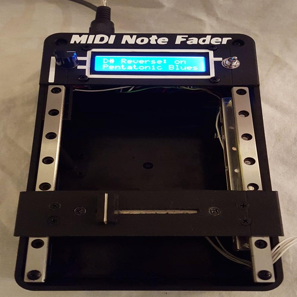 MIDI Note Fader Pro