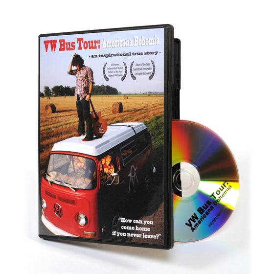 Image of VW Bus Tour: Americana Bohemia DVD