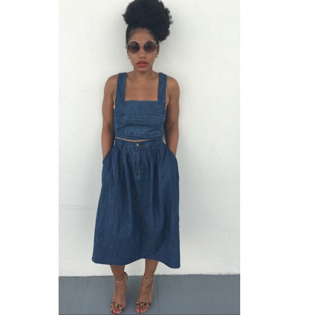 Image of The Mana Denim Set