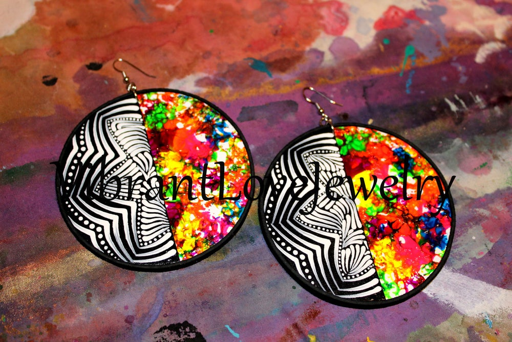 "Image of ""Find Yourself"" Earrings!"