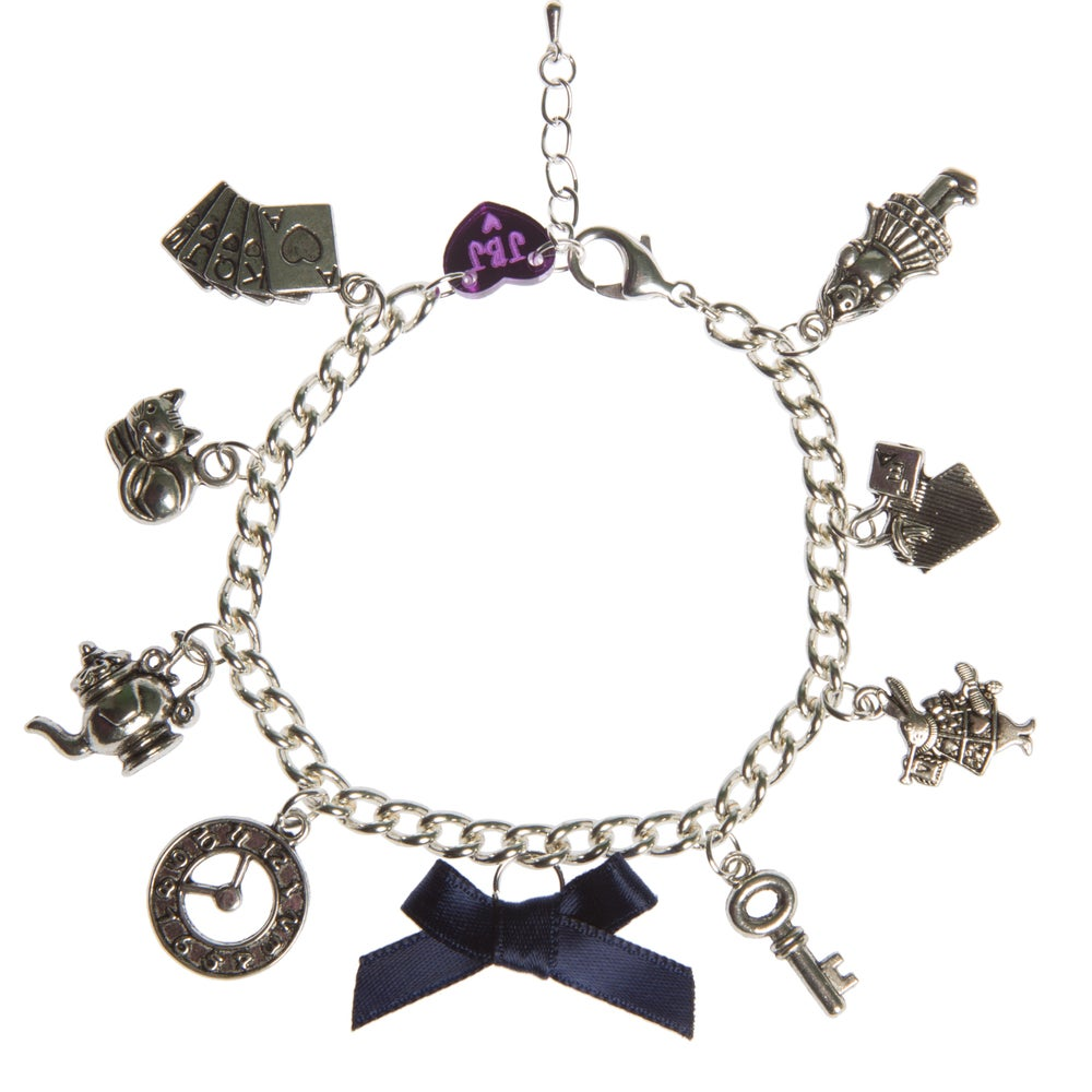 Image of Wonderland Theme Bracelet