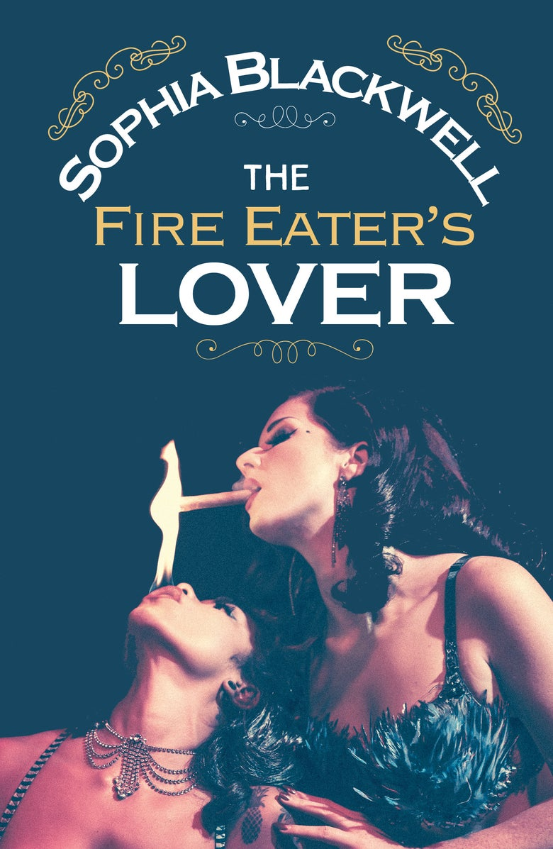 Image of The Fire Eater's Lover
