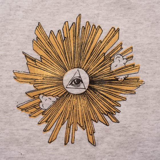 Image of EYE OF PROVIDENCE CREWNECK