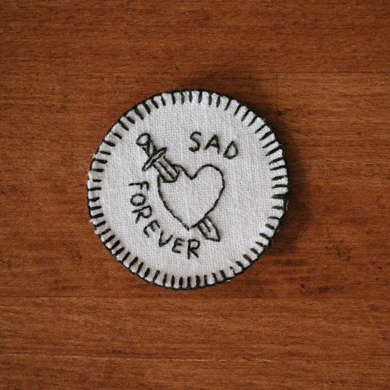 Image of SAD FOREVER PATCH