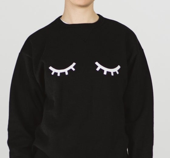 Image of SLEEPY EYES CREW NECK