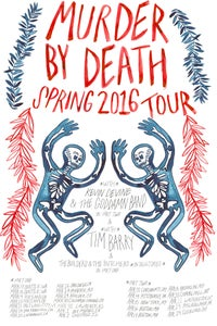 Image of Spring 2016 Tour Poster by Sleepy Jess