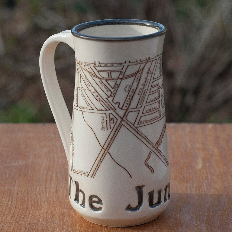 Image of Guelph Inspired 'The Junction' Mug by Bunny Safari