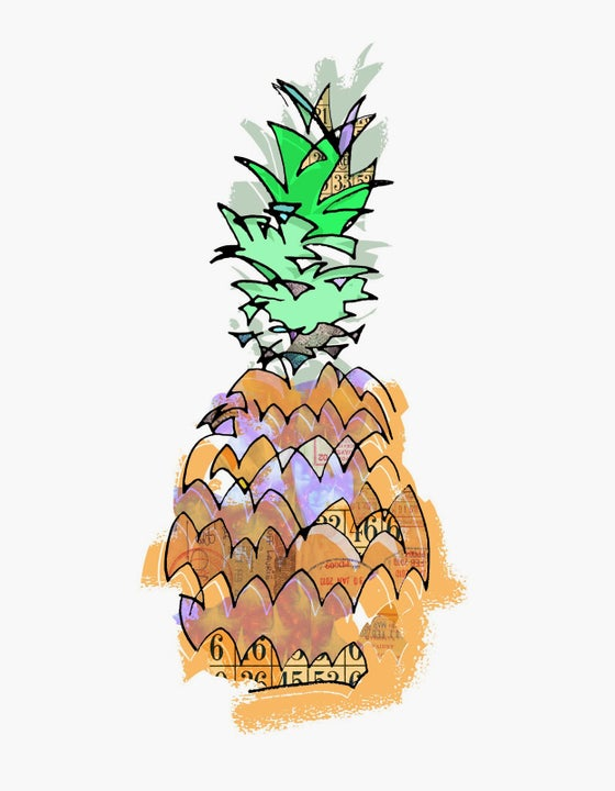Image of Abacaxi Pineapple