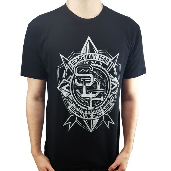 Image of Black Pioneer Tee