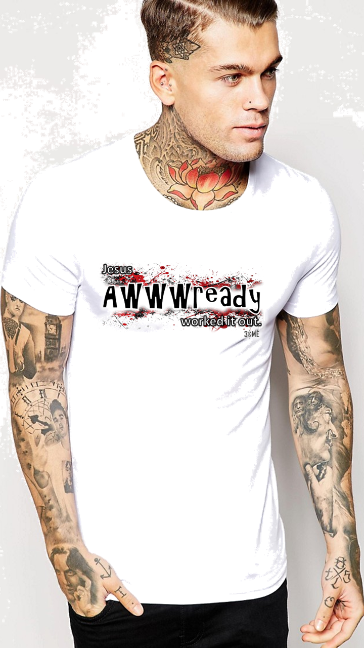 Image of AWWWREADY TOP