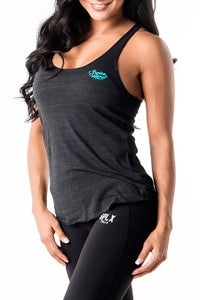 Image of SPLX Womens Black Racerback Tank