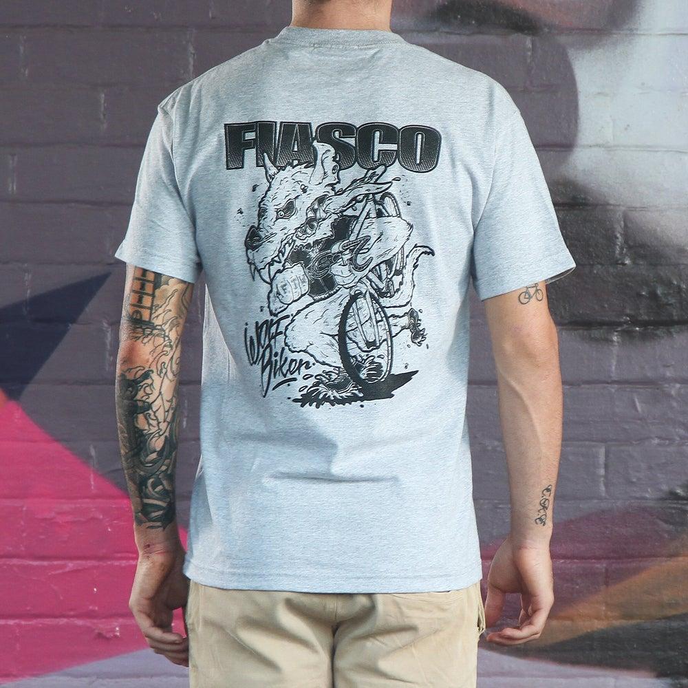 Image of WOLFBIKER T Shirt