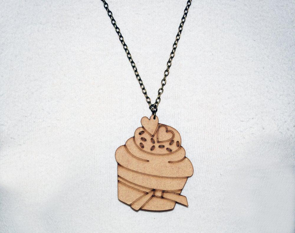 Image of Colgante 'Muffin'