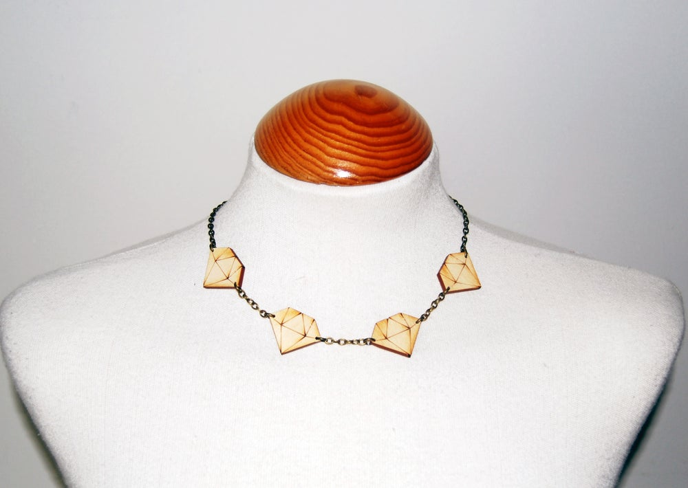 Image of Gargantilla 'Diamantes'