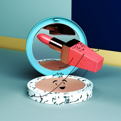 Image of PRINT - Makeups - Attracting Valentines