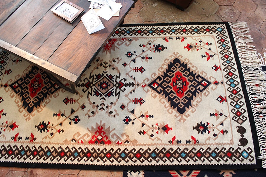 Image of Bardutzi kilim rug
