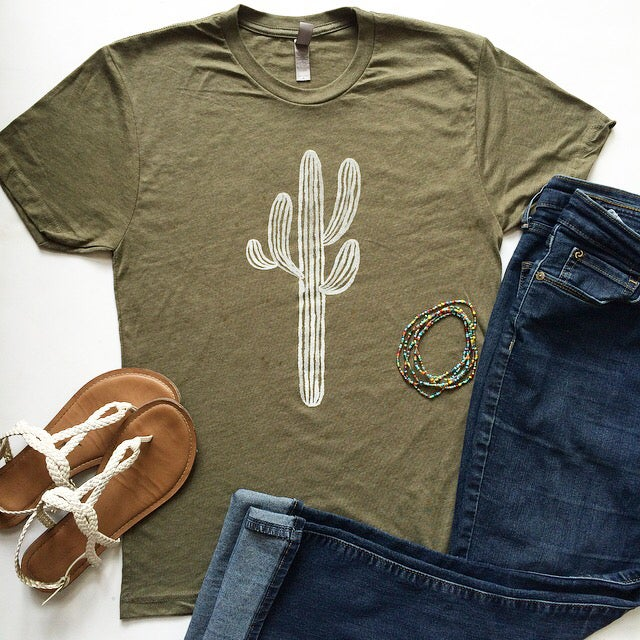 Image of Saguaro Shirt