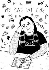 Image of My Mad Fat Zine