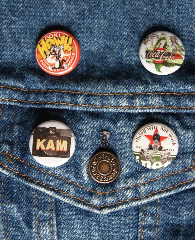 Image of Badge Set