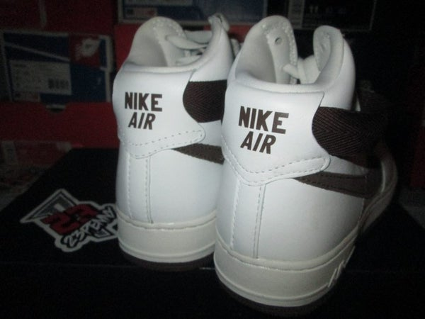 """Air Force 1 High Retro QS """"Summit White/Chocolate"""" - FAMPRICE.COM by 23PENNY"""