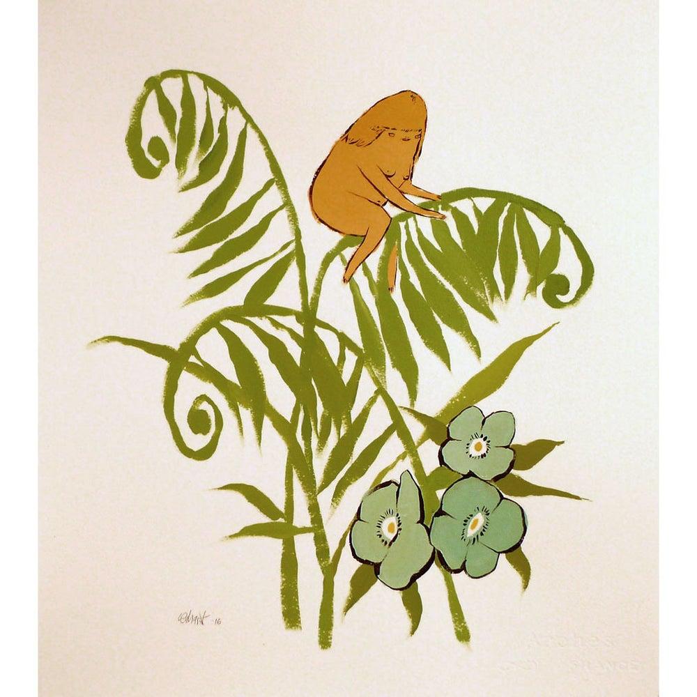 Image of Twenty Four Hour Woman Flower 4 Print