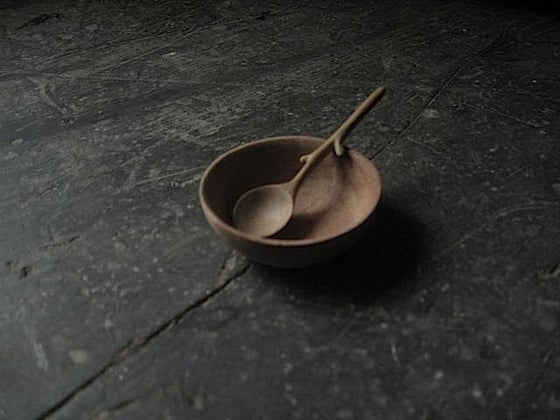 Image of SALT TWIG SPOON 3.50'' (8.80CMS)