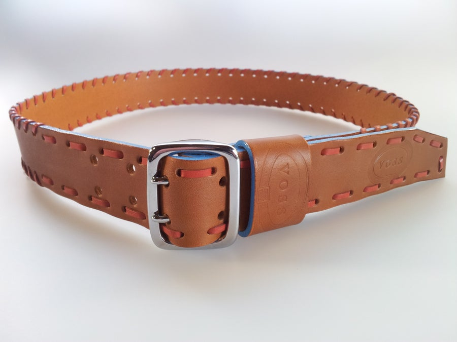 Image of Count Chrome / Apache + Red Thong + Baby Blue Edge / Colour Option