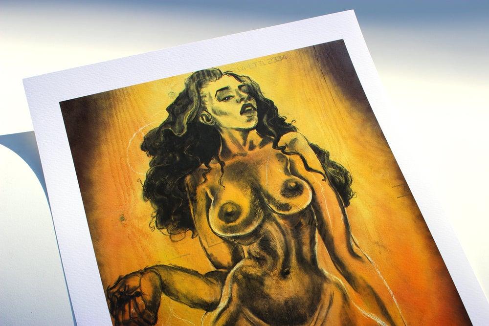 Image of Honey Giclee Print