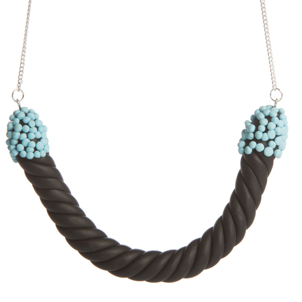 Image of Liquorice Wand Necklace