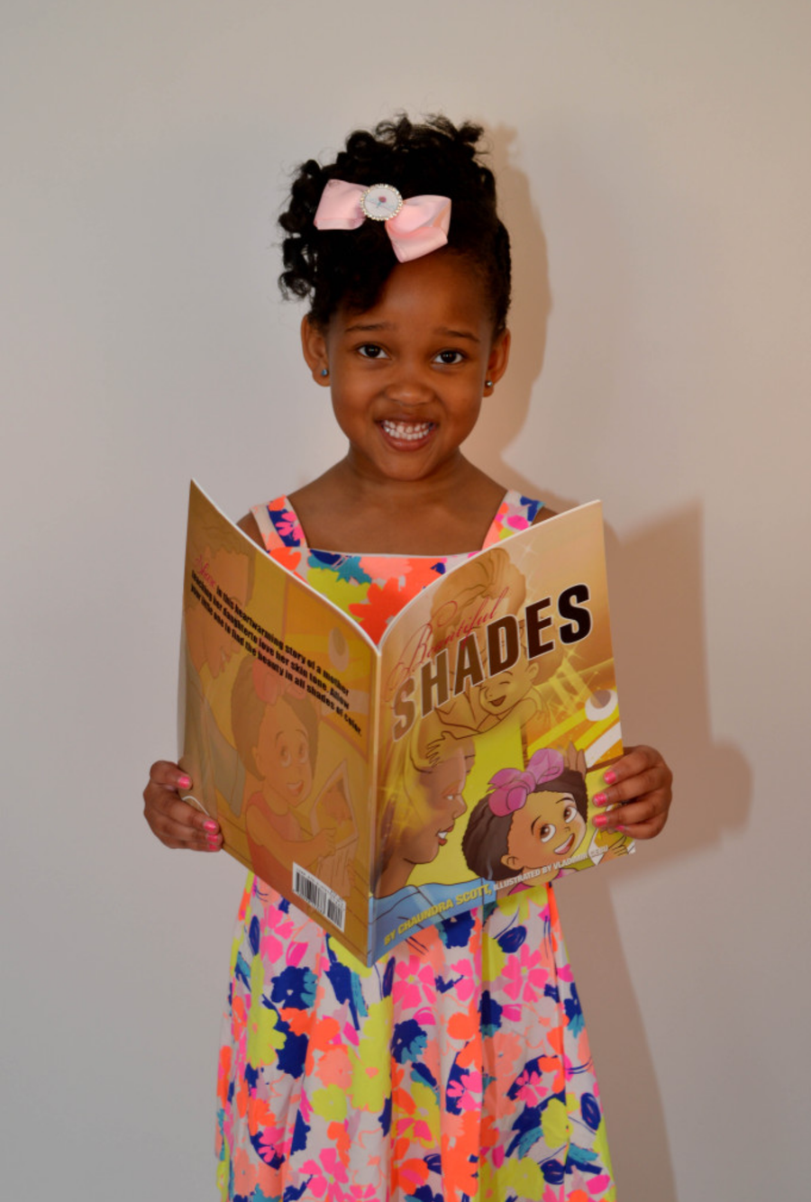 Image of Beautiful Shades Children's Book